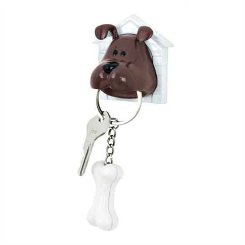 מחזיק מפתחות כלב שמירה מגנטי
