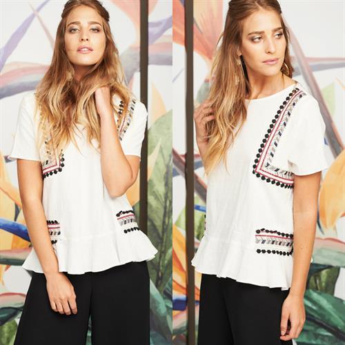חולצת אדריאנה