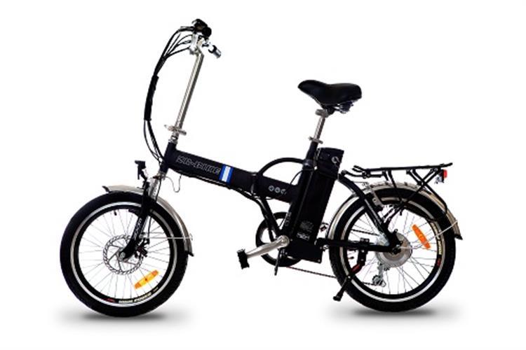 אופניים חשמליים ZR20 כולל צג דיגיטאלי ומטען USB!
