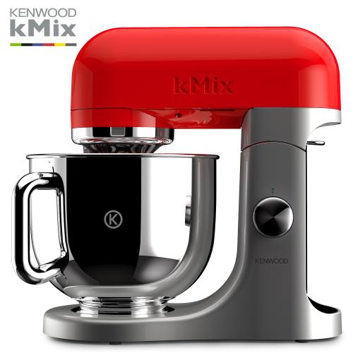 kMix מסדרת POP ART בצבע אדום מבית KENWOOD + חבילת VIP דגם: KMX70RD