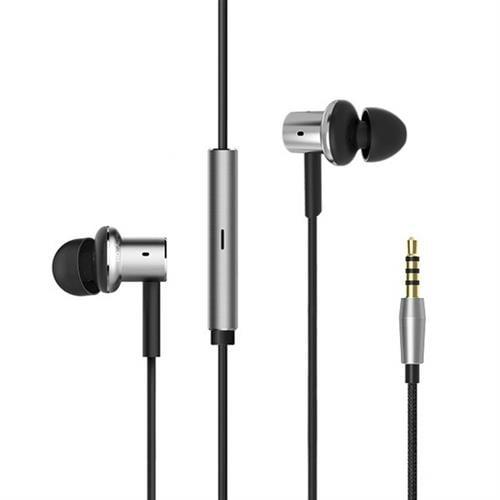 אוזניות עם מיקרופון XIAOMI HYBRID IN EAR מקוריות