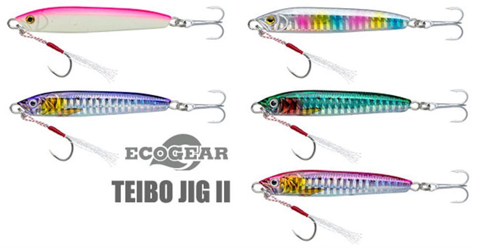 ecogear TEIBO JIG II
