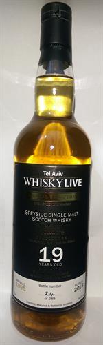 Tormore 19 yo. | Whisky Live Tel-Aviv 2015