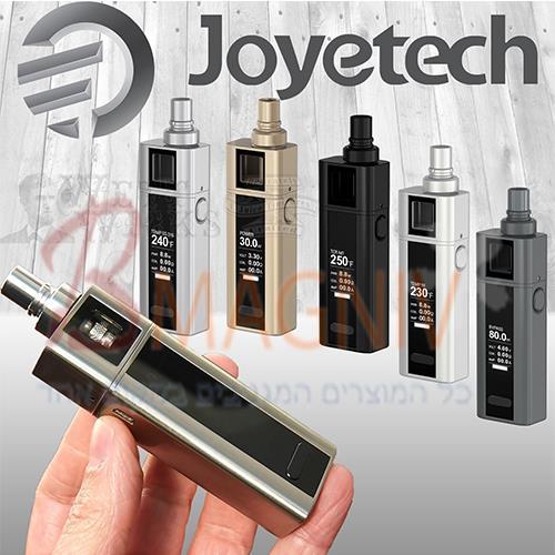 סיגריה אלקטרונית ערכה מלאה Joyetech Cuboid Mini 80W - 2400mAh
