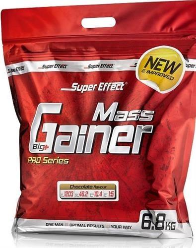 מאס גיינר מבית Super Effect שק ענק!!!! 6.8 קג כולל מתנות בשווי 100ש