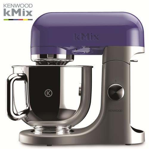 kMix מסדרת POP ART בצבע כחול מבית KENWOOD + חבילת VIP דגם: KMX70BL