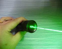 לייזר ירוק 200mw מיקצועי – Gaizer מתנה אפקט מליון כוכבים