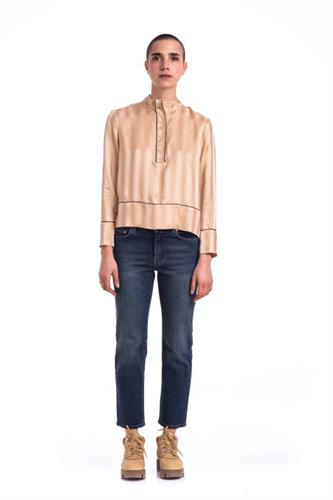 KENDAL SILK TOP BEIGE