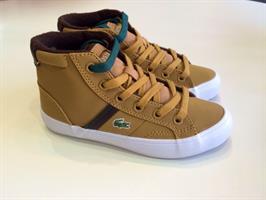 נעלי סניקרס גבוהות קאמל לקוסט 28-34