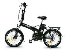 אופניים חשמליים (אופניים חשמליות) זולות וחזקו עם מפרט גבוה, דגם קלסיק (CLASSIC) של המותג SWIFT במחיר יבואן.