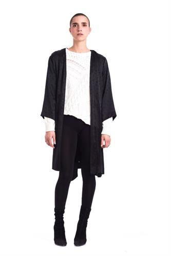 McCARTHY SILK DRESS