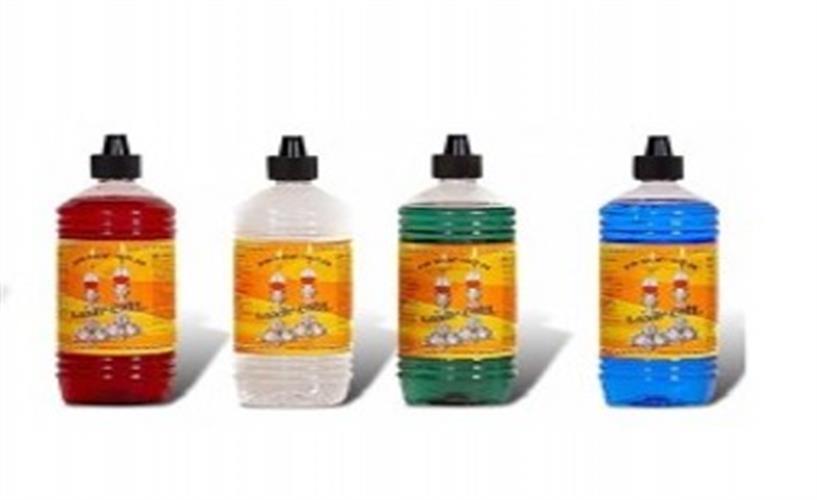 שמן פרפין צבעוני