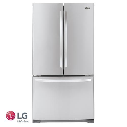 LG מקרר שלוש דלתות נירוסטה דגם: GR-B261MAJ מתצוגה!