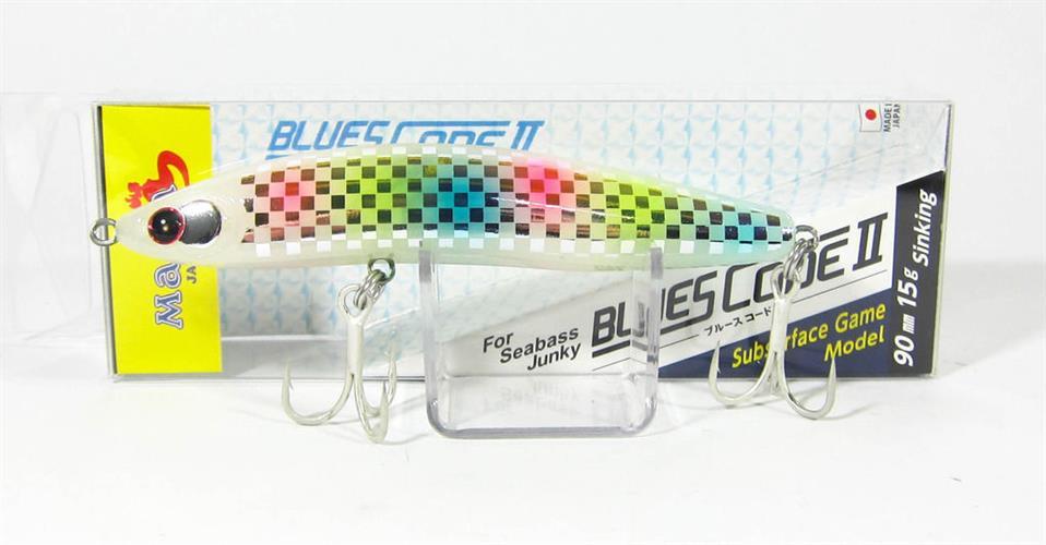 Maria Blues Code II -90