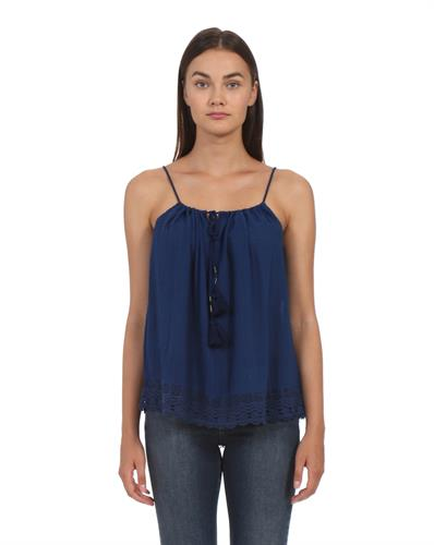 ASHTON TOP BLUE