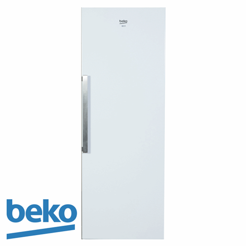 beko מקפיא 7 מגירות דגם: RFNE290L33W צבע לבן מתצוגה
