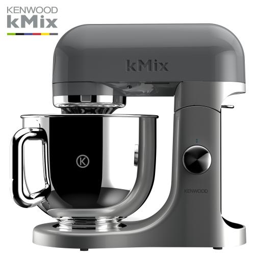 kMix מסדרת POP ART בצבע אפור מבית KENWOOD + חבילת VIP דגם: KMX70GY