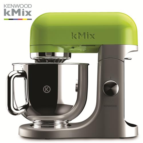 kMix מסדרת POP ART בצבע ירוק מבית KENWOOD + חבילת VIP דגם: KMX70GR