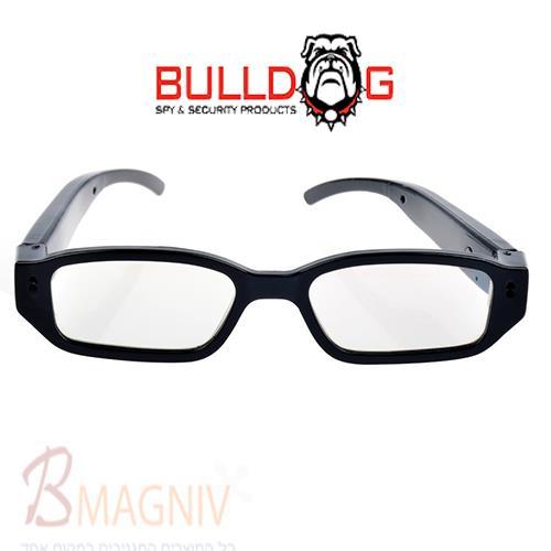 משקפי ראייה עם מצלמה 720HD 8G