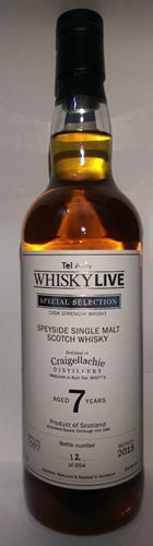 Craigellachie 7 yo. | Whisky Live Tel-Aviv 2015
