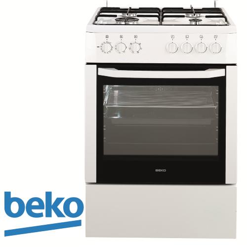 beko תנור משולב דגם: CSE-62121DW מתצוגה