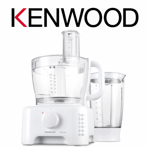 KENWOOD מעבד מזון מקצועי + בלנדר דגם: FP-723 תצוגות