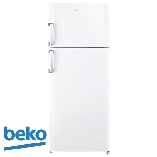 beko מקרר מקפיא עליון 425 ליטר דגם: RDNE-455K01W מתצוגה