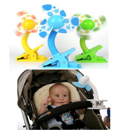 מאוורר לעגלה של תינוק