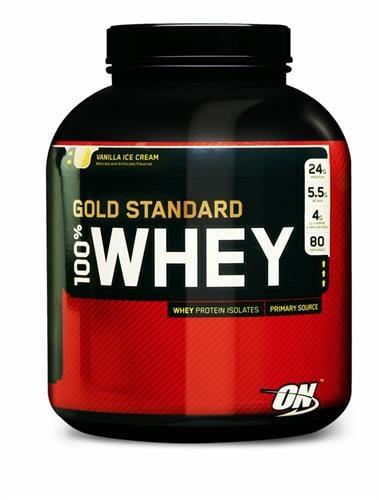 אופטימום גולד סטנדרט 2.3קג 100% whey protein