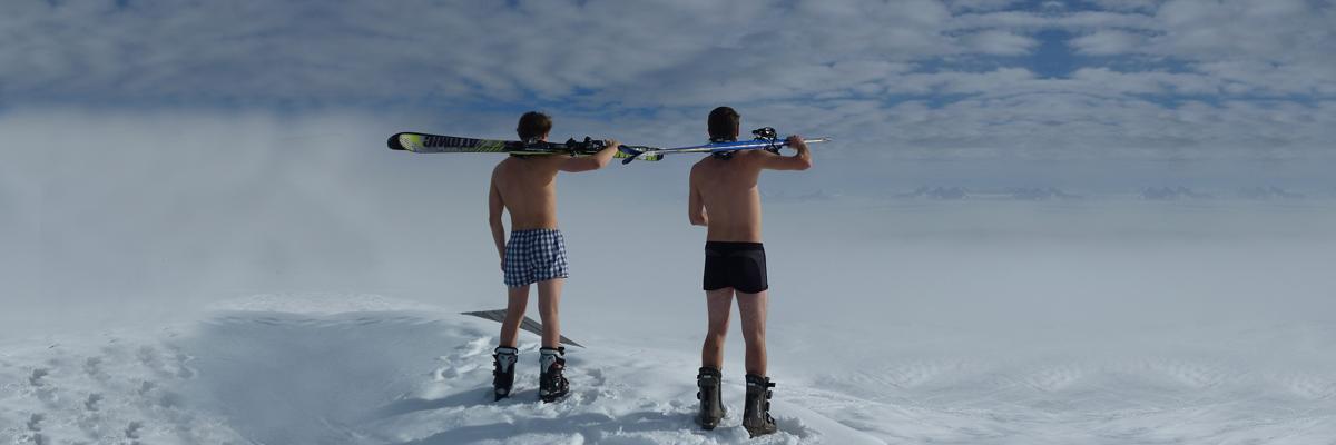 מצלמות אקסטרים לסקי